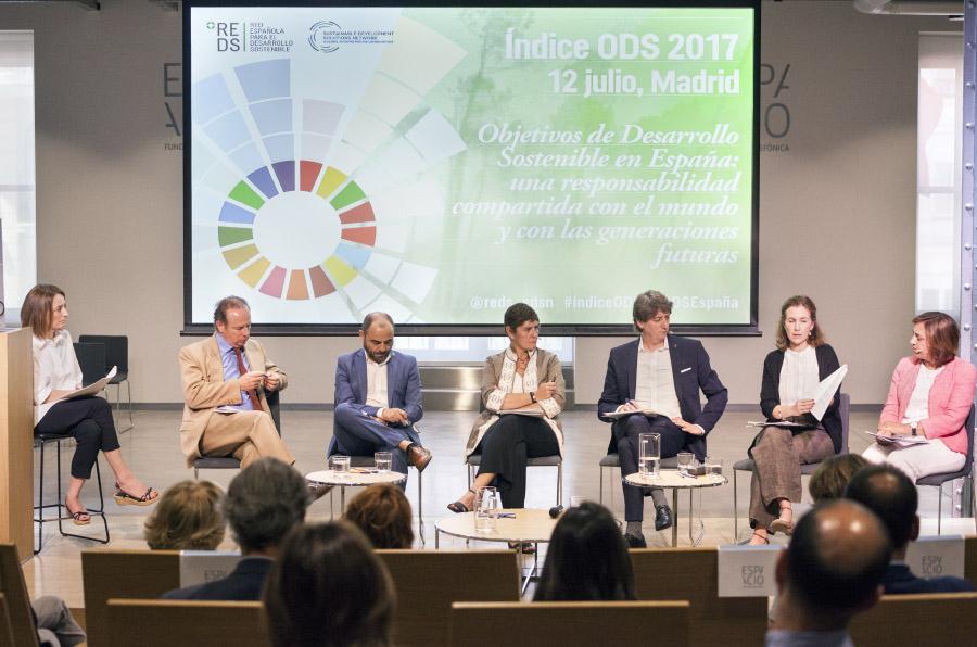España, entre los 25 países que mejor cumplen los ODS, aunque baja en igualdad