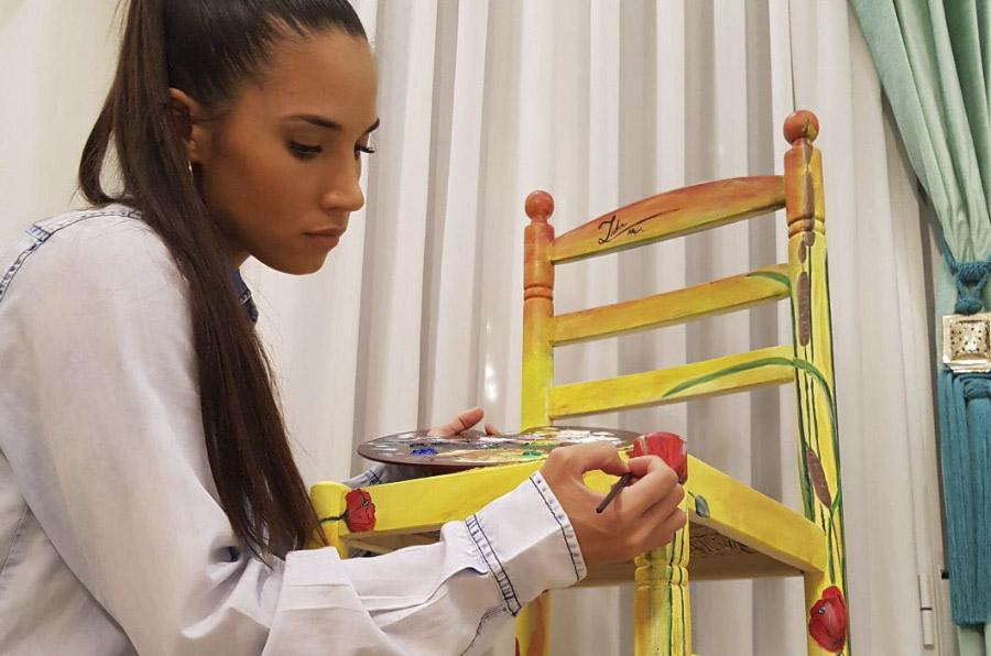 <p>India Martínez, cantante.</p>