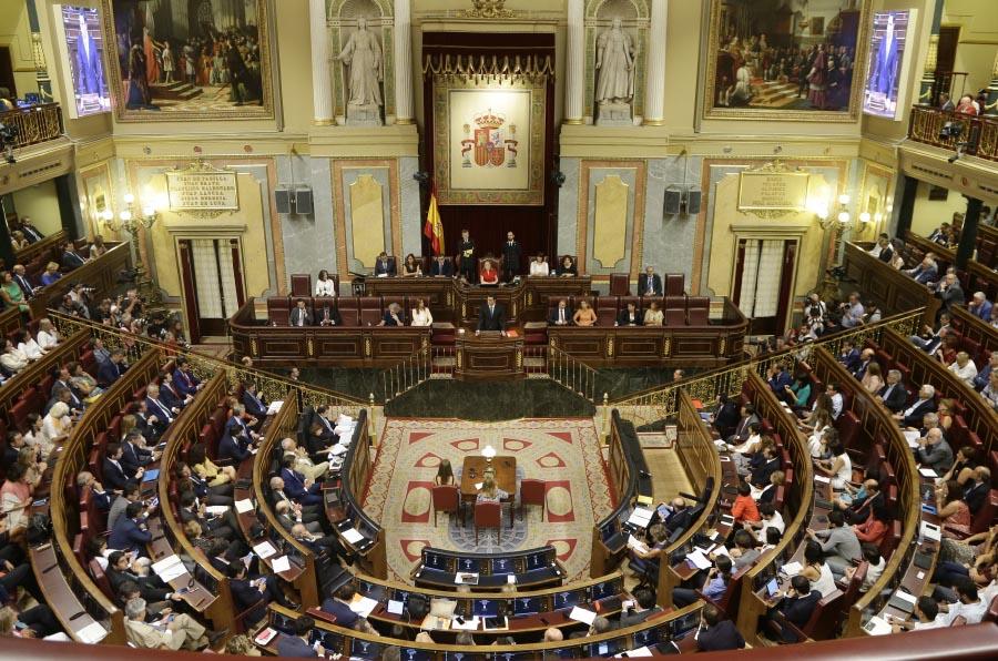 El Congreso aprueba el Proyecto de Ley de contratos del sector público