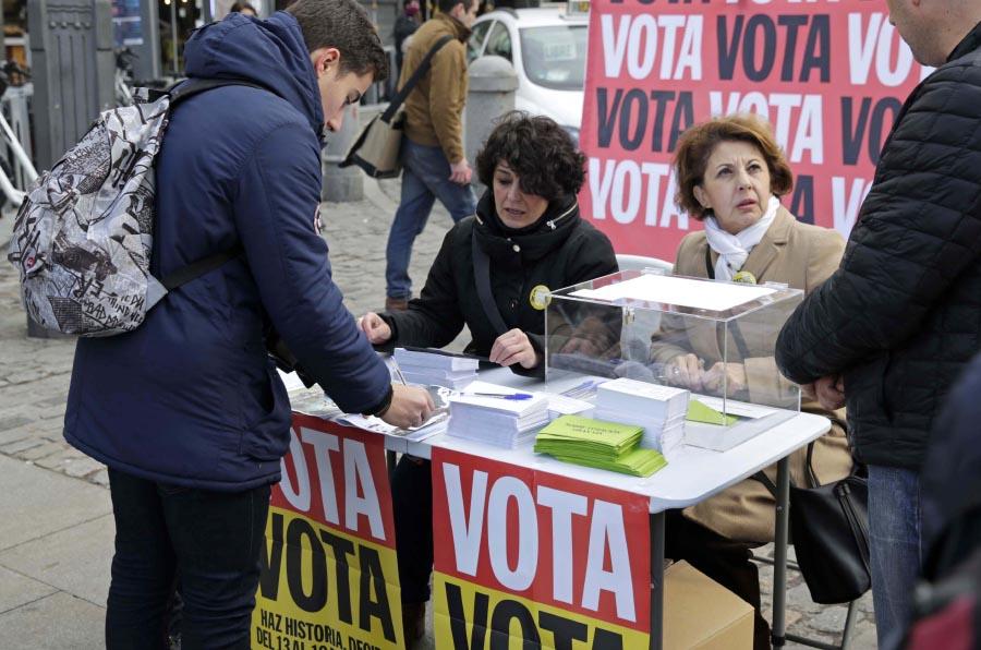 El 76% de los madrileños, a favor de las consultas de participación ciudadana