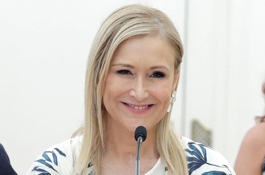 <p>Cristina Cifuentes, presidenta de la Comunidad de Madrid.</p>