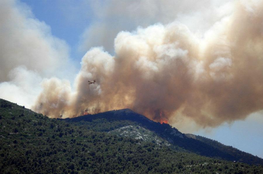 La tecnología y los datos, aliados en la prevención de incendios forestales