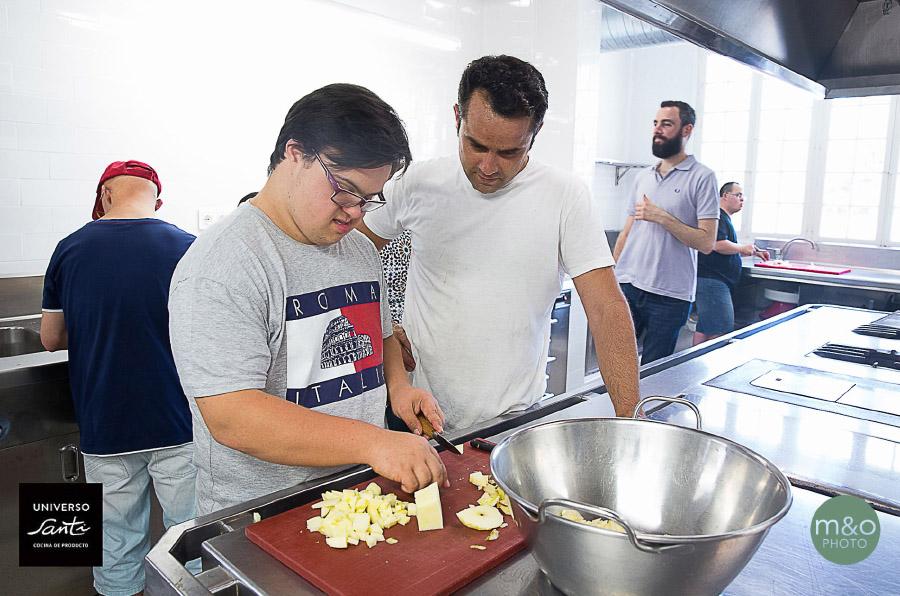 Abre el primer restaurante de alta cocina atendido por personas con discapacidad