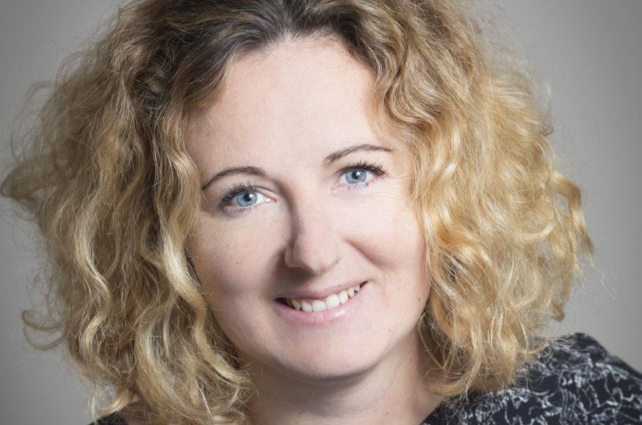 <p>Stéphanie Gay-Torrente, directora del proyecto World Efficiency Solutions.</p>