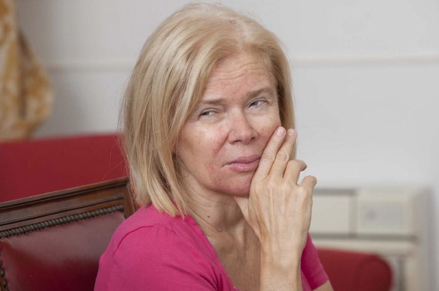 <p>Elisa de la Nuez, secretaria general de la Fundación Hay Derecho.</p>