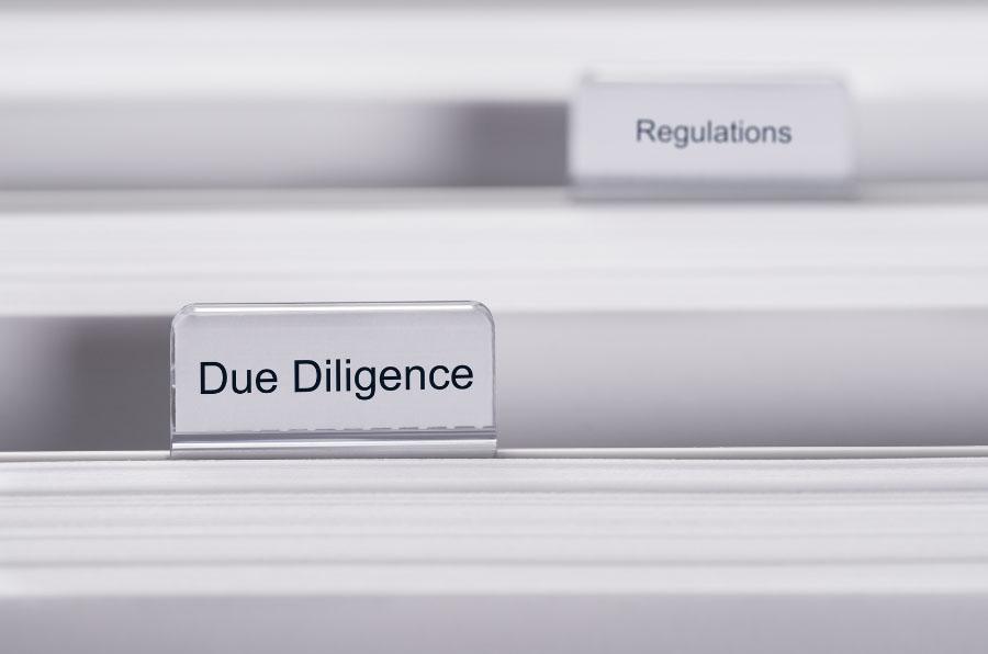 La debida diligencia de terceros en el 'compliance' penal