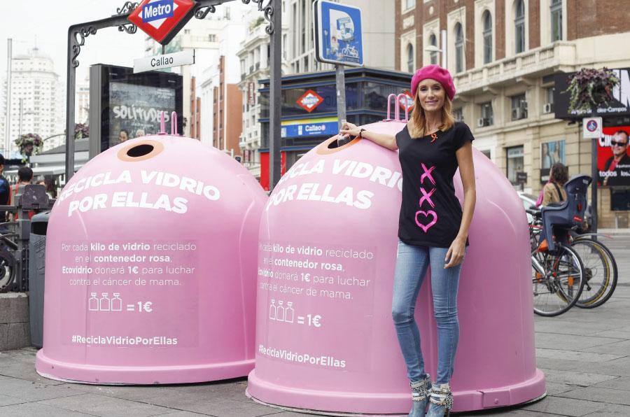 Las empresas se vuelcan en la lucha contra el cáncer de mama
