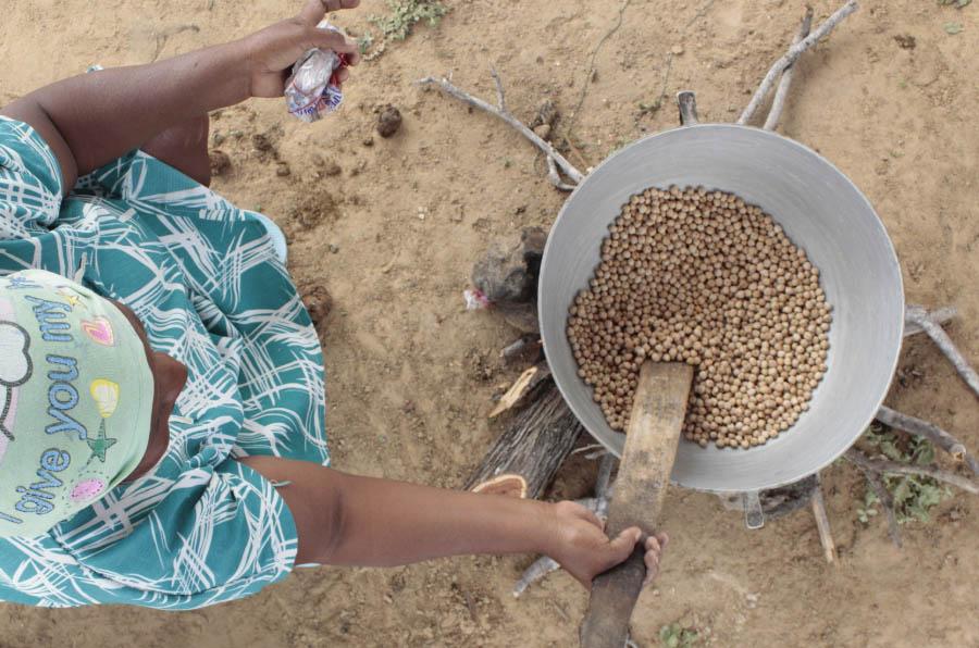 Trabajando con los wayúu en La Guajira