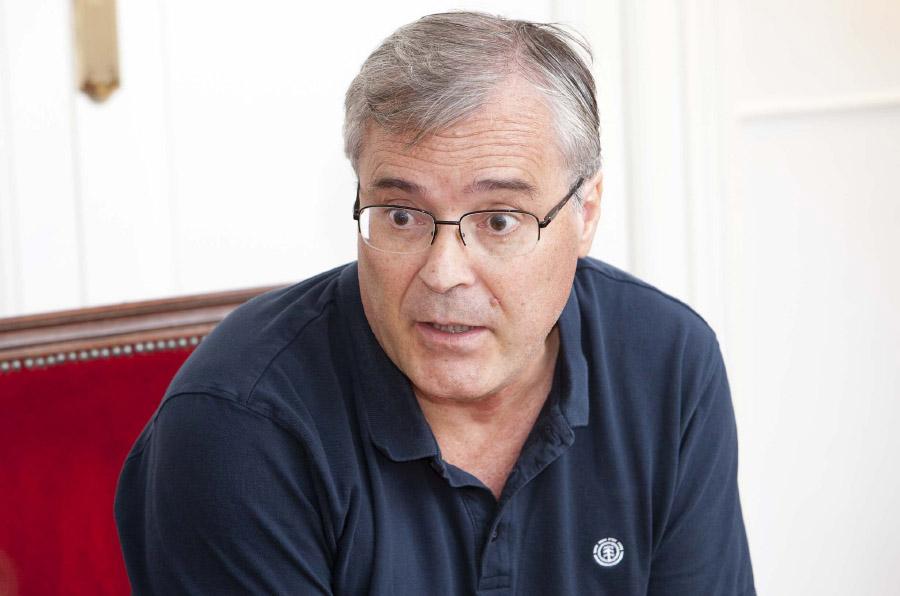 <p>Javier Martín Cavanna, director y fundador de Compromiso y Transparencia</p>