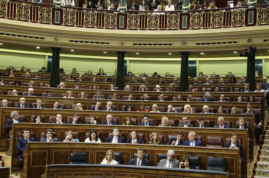 El Congreso aprueba la Ley de Contratos Públicos con las recomendaciones de Civio
