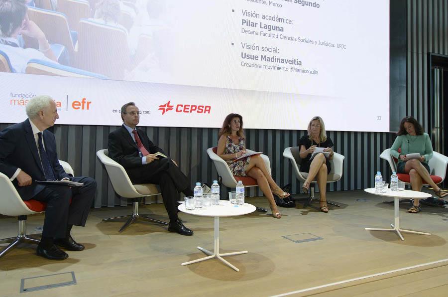 Los españoles creen que la conciliación ha empeorado con respecto a antes de la crisis