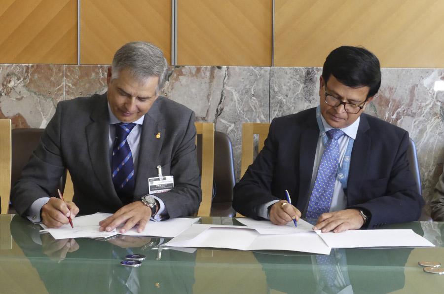 La ONU y RACE crean el primer centro internacional de formación en seguridad vial