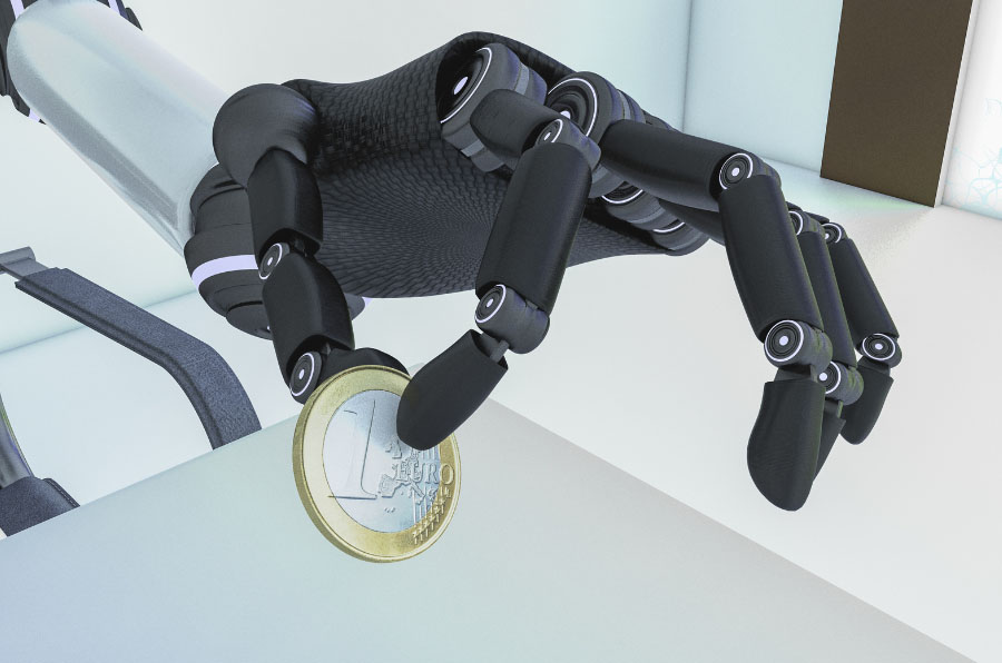 Renta básica ¿solución a la automatización?