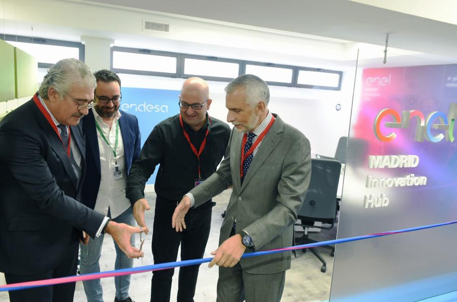 Endesa y Enel crean un centro de innovación para 'startups' en Madrid