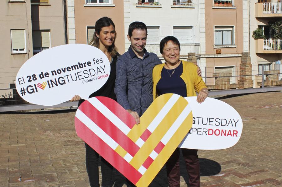 El movimiento de solidaridad Giving Tuesday suma 200 proyectos en España