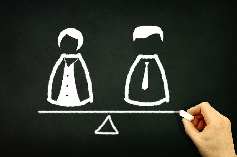 Cerremos la brecha de género