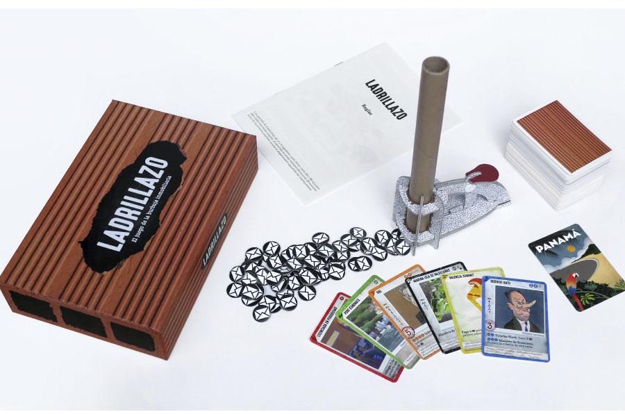 El Ladrillazo y otros juegos de mesa para aprender de ética en los negocios