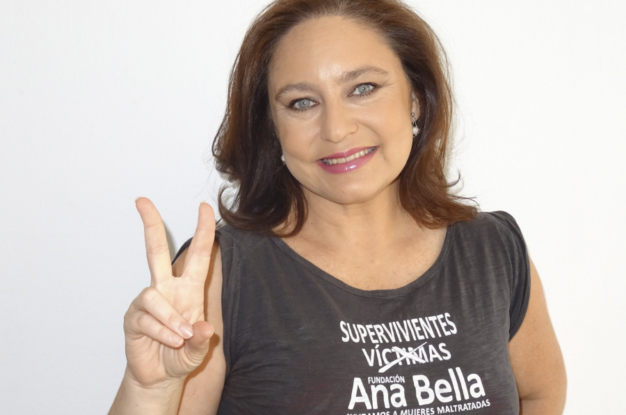 <p>Ana Bella, personaje social de 2017.</p>