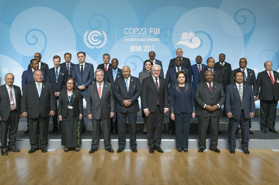 COP23, una cumbre técnica que retrasa un año más los avances medioambientales