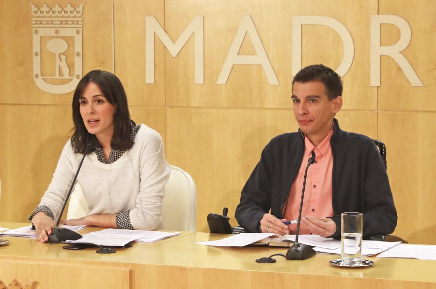 El Registro de 'lobbies' de Madrid empezará a funcionar en enero