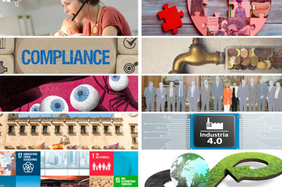 Los diez artículos más leídos de 2017 en Compromiso Empresarial