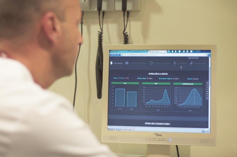 <p>Savana utiliza el 'big data' para mejorar los tratamientos médicos.</p>