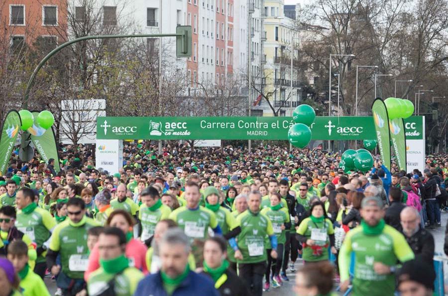 Las carreras más solidarias del calendario 'runner' de 2018