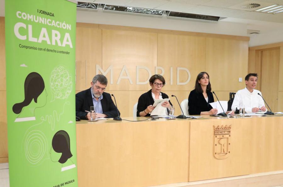 El Ayuntamiento de Madrid presenta un nuevo modelo de multa más clara