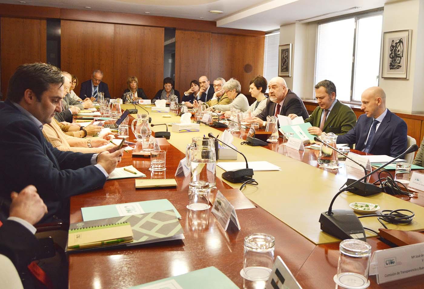 Consejo de Transparencia y Comisionados autonómicos acuerdan más colaboración