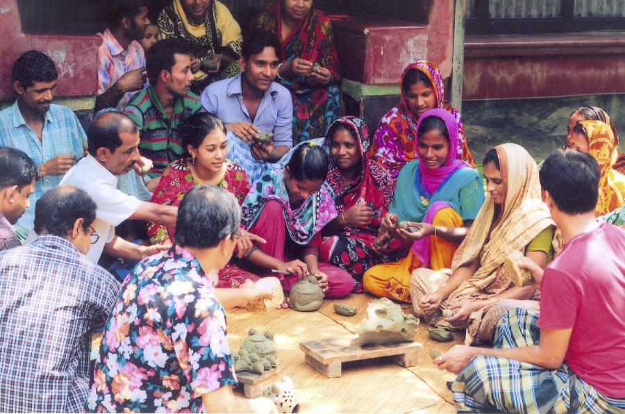 Corr-The Jute Works, por la igualdad y el empoderamiento de la mujer en Bangladesh