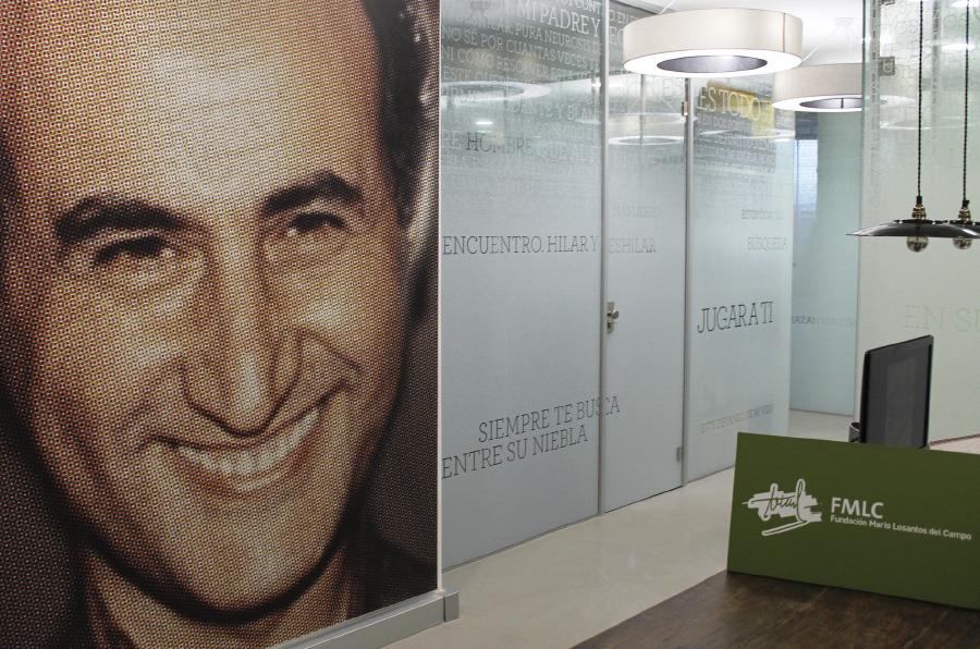 <p>Sede de la Fundación Mario Losantos.</p>