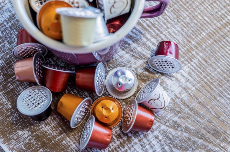 Cápsulas de café, esa comodidad contaminante