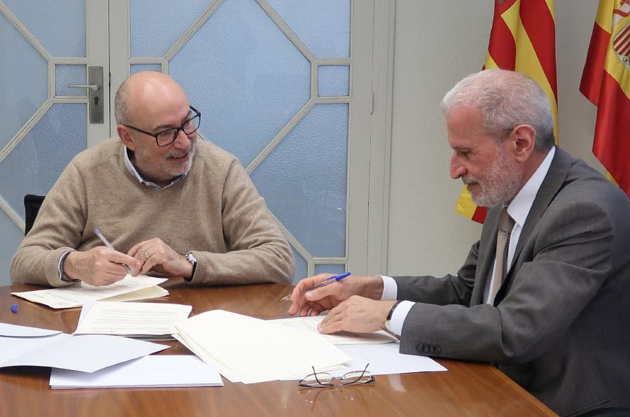 La Generalitat y la Universitat de València renuevan su compromiso por la transparencia