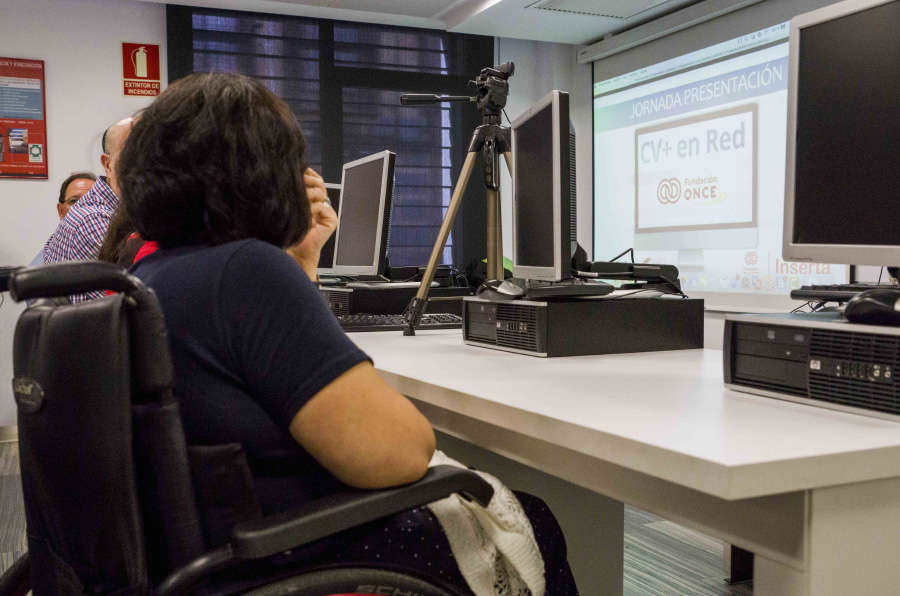 Un centenar de asociaciones formarán a más de mil jóvenes con discapacidad