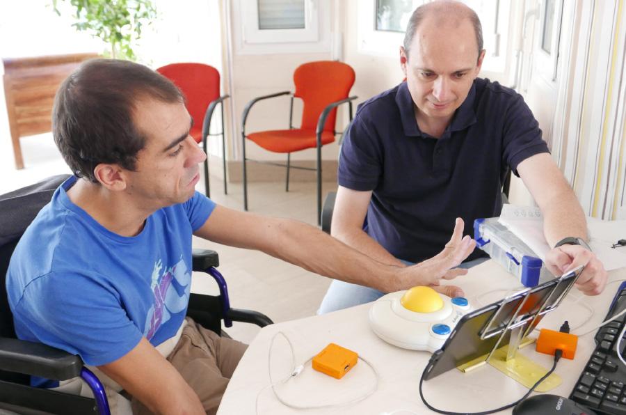 Mouse4all, que da accesibilidad a la tecnología a personas con discapacidad, Premio G5 Innova