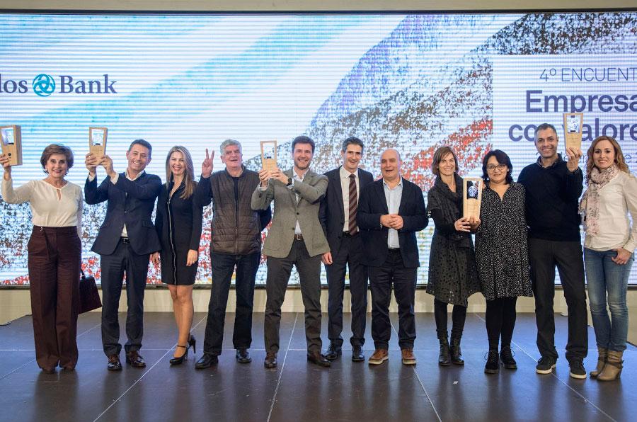 Los seis negocios responsables españoles ganadores del Premio Triodos Empresas