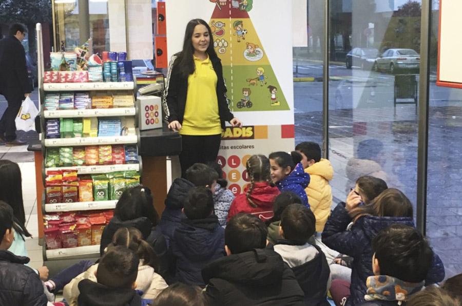 Más de 8.000 alumnos reciben información sobre hábitos de vida saludable y consumo responsable
