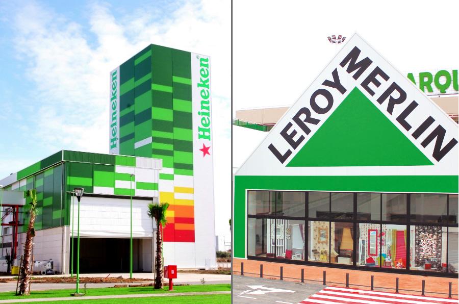 Heineken y Leroy Merlin, las únicas extranjeras que explican su contribución en España