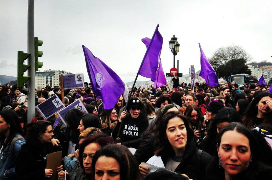 El Día de la Mujer, el 8M, en frío