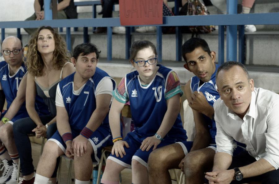 Fesser da visibilidad al colectivo de discapacidad intelectual en 'Campeones'