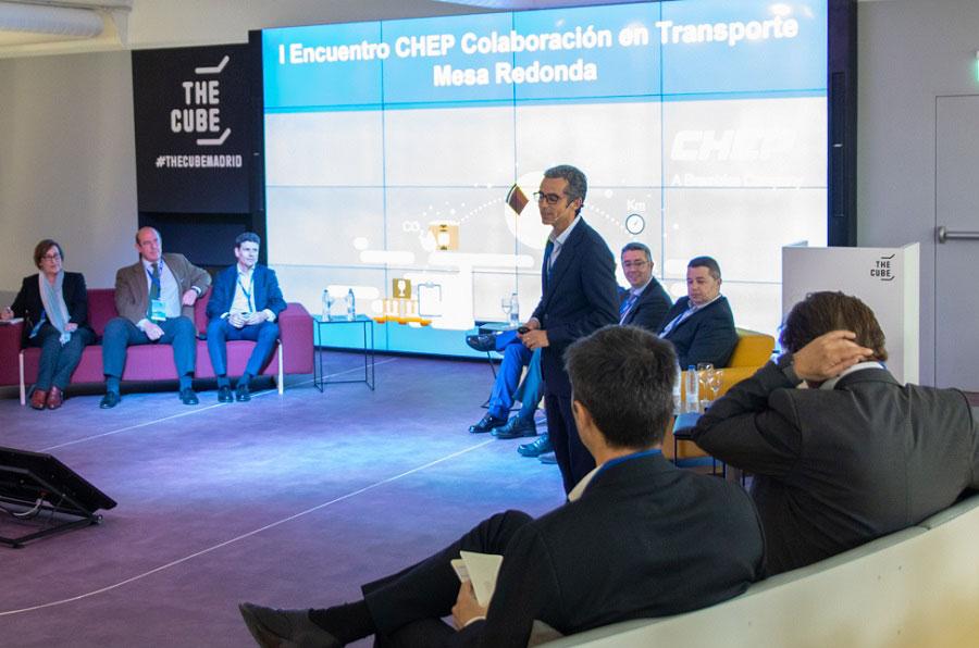 Más de 40 empresas buscan alianzas basadas en el transporte colaborativo