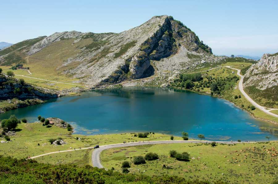 <p>Parque Nacional de los Picos de Europa.</p>