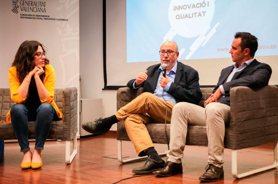 Valencia presenta su nueva estrategia de innovación y calidad en la transparencia