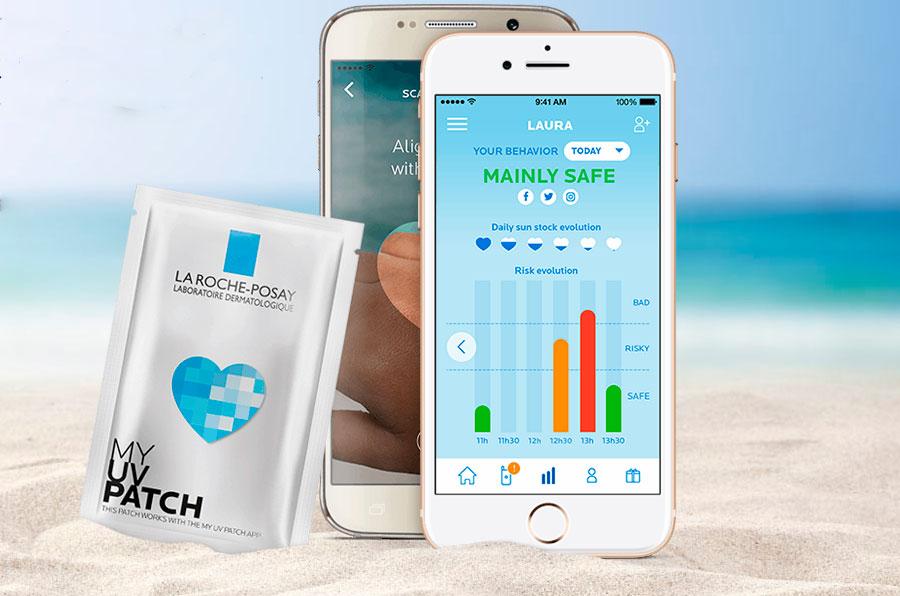 La Roche-Posay lanza un dispositivo inteligente que indica cómo protegerse bien del sol