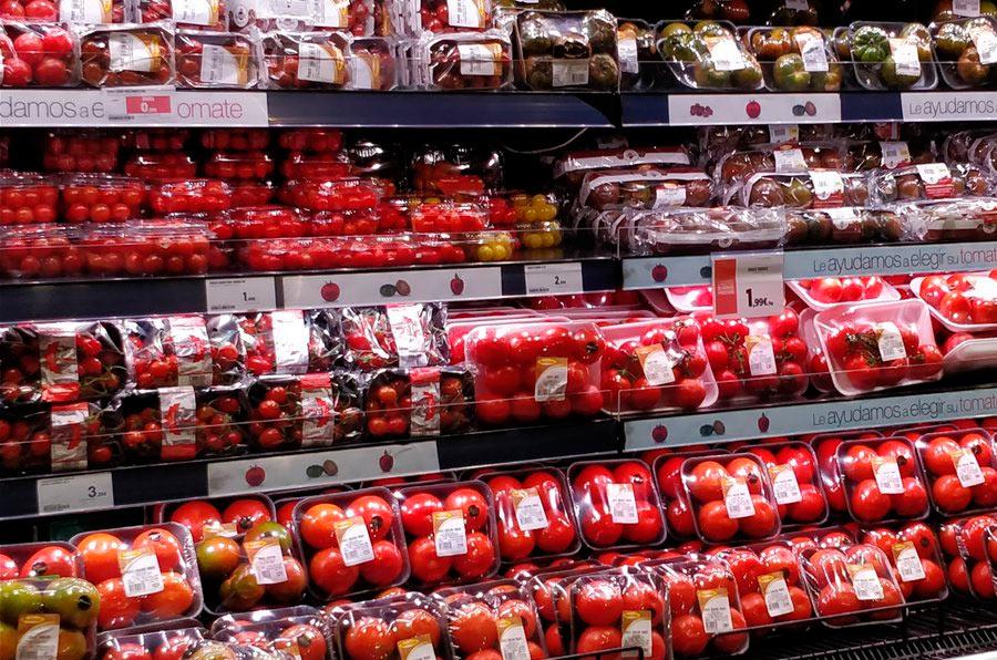 La epidemia del envasado inútil y el desperdicio de comida