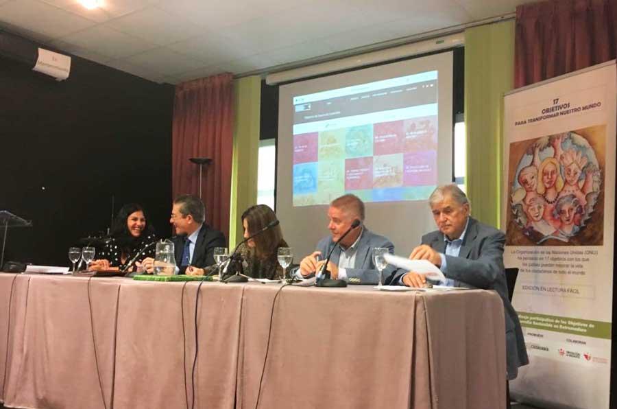 La Plataforma del Tercer Sector destaca su papel en la consecución de los ODS