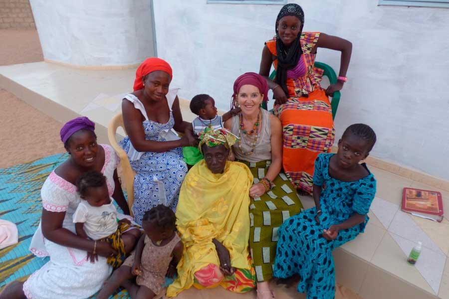 <p>CC ONG Ayuda al Desarrollo necesita profesores, personal sanitario e ingenieros y profesionales de mantenimiento para los proyectos que desarrollan en Senegal. Foto: CC ONG Ayuda al Desarrollo</p>