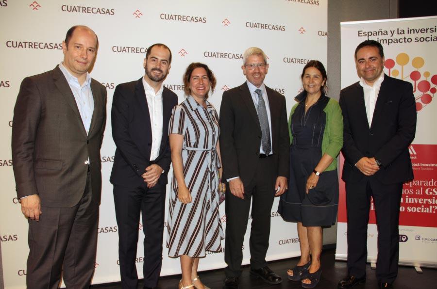 España impulsa su integración en la red global del GSG para la inversión de impacto