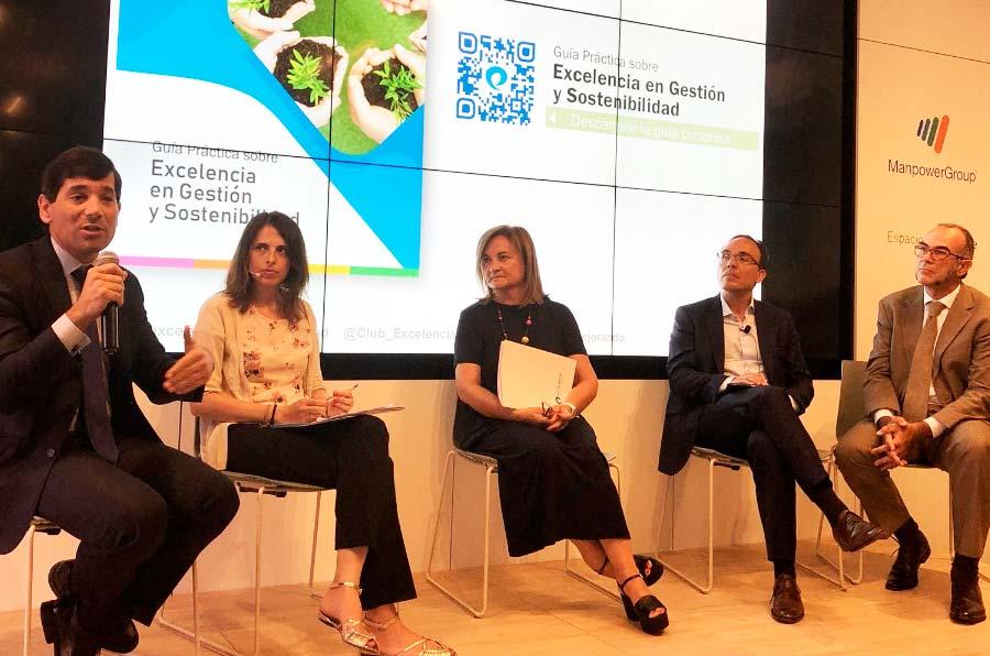 Nueva guía para integrar la excelencia en gestión y sostenibilidad en las empresas