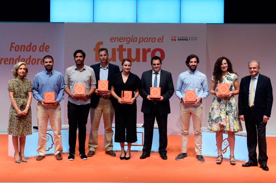 Fundación Repsol elige siete innovaciones en energía y movilidad para su aceleración